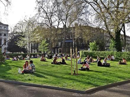 Bloomsbury Square Park