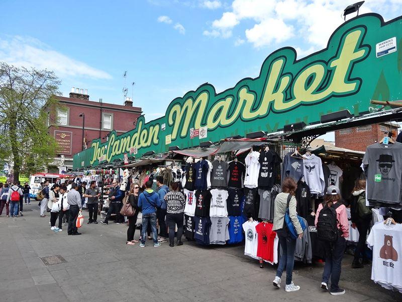 Camden Town Quartier Food Market