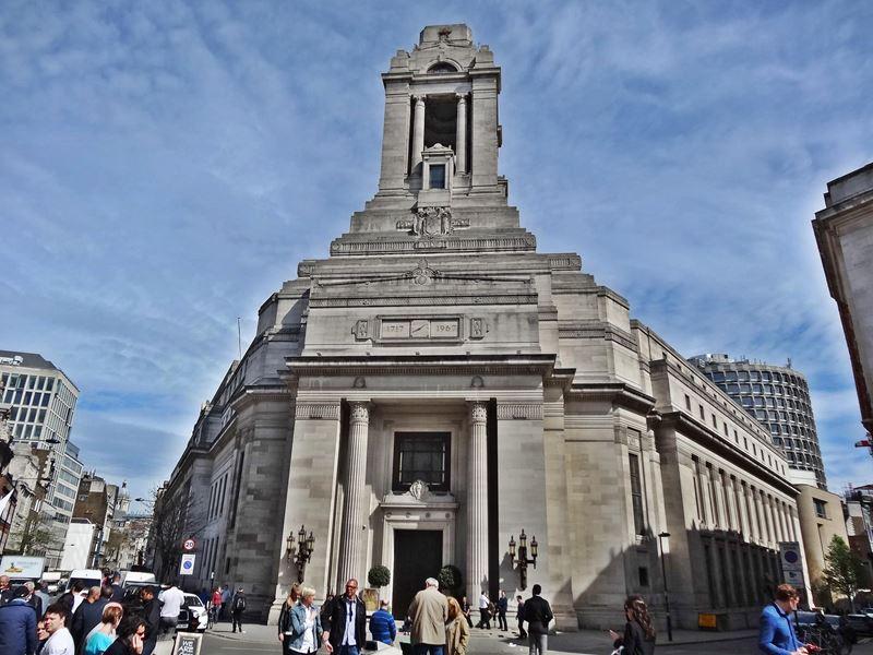 Freimaurer Museum London Freemasons Hall Info