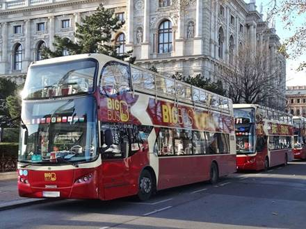 Hop-on Hop-off Bus Tickets