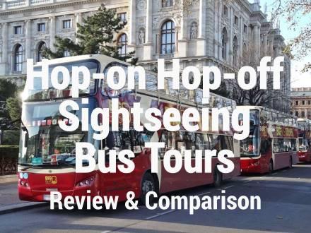 Hop-on Hop-off Bus Tours