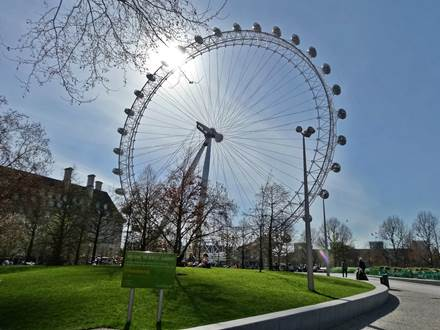 London Eye Kombitickets