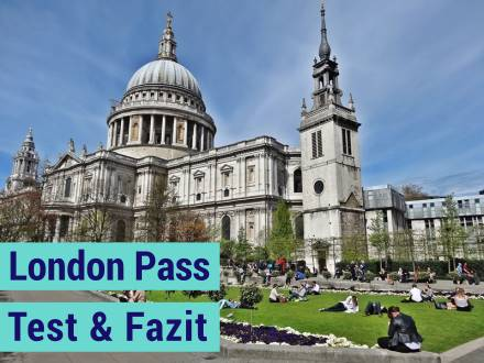 London Pass Test