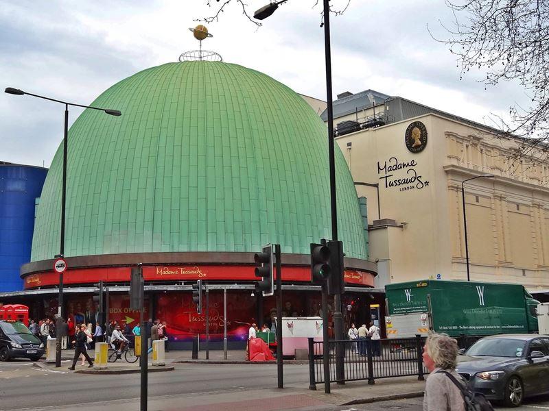 Madame Tussauds London...