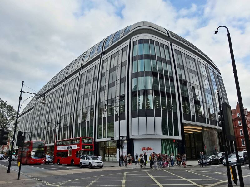Oxford Street Guide Top Department Stores Amp Shops