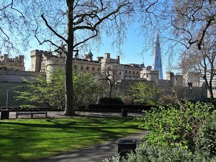 Tower of London Park
