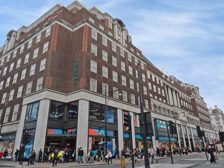 Primark in der Oxford Street