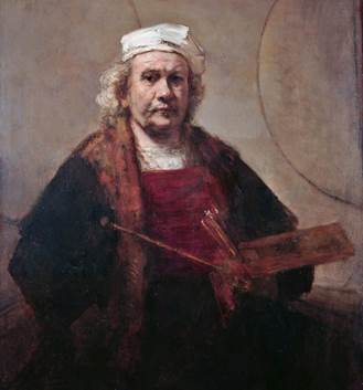 Self-Portrait of Rembrandt