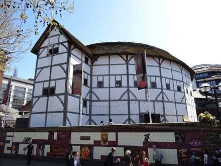 Shakespeare's Globe Exhibition