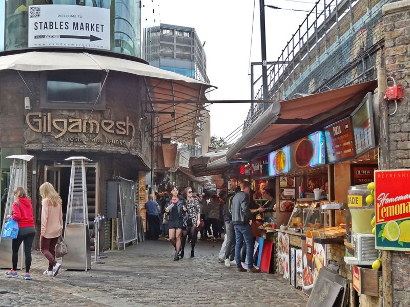Camden market guide for tourists for The camden
