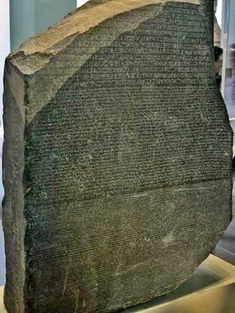 Stein von Rosette