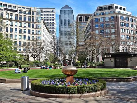 Westferry Circus Place