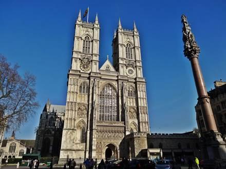 Westminster Abbey Kirche