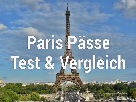 Paris Pässe Test & Vergleich