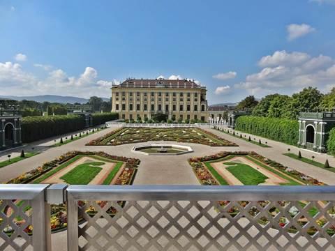Aussichtsplattform Kronprinzgarten