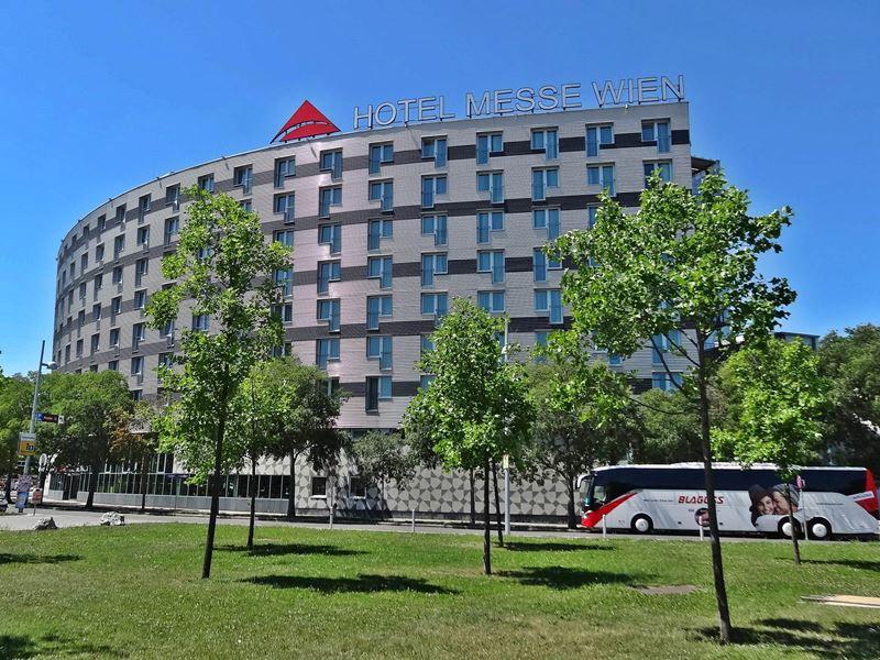 Wien Austria Trend Hotel