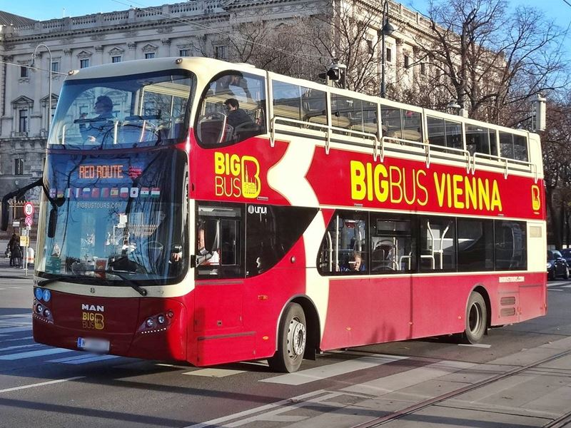 The Red Bus Tour