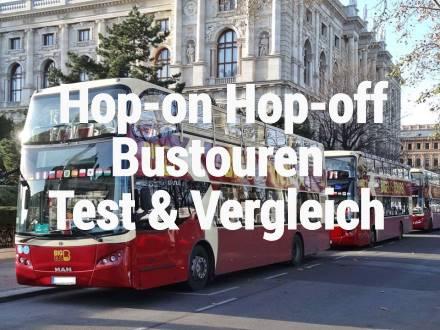 Hop-on Hop-off Bustouren