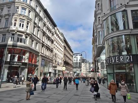 Kärntnerstraße Wien