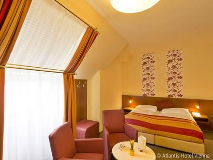 Komfortzimmer arte Hotel