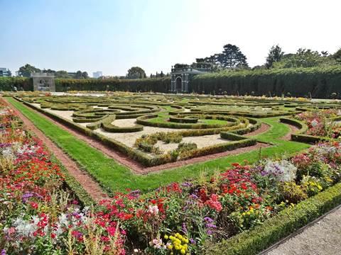 Crown Prince Garden Schönbrunn
