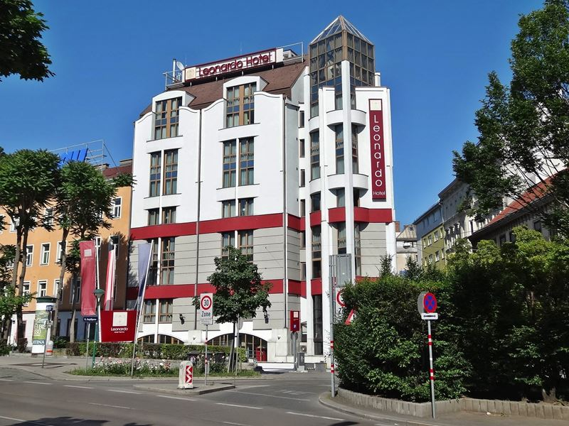 Vienna Hotels Near City Center