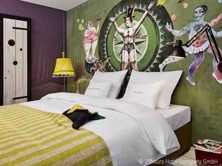 M-Zimmer 25hours Hotel