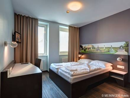 Double Room Meininger Hotel Sissi