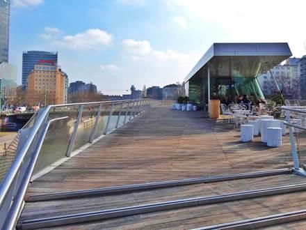 Restaurant Motto am Fluss