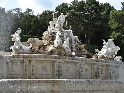 Neptunbrunnen Wien