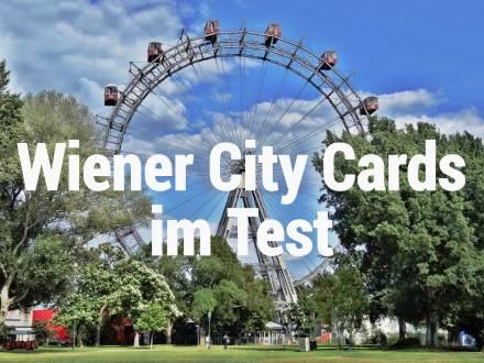 Vienna Pass Wien Karte