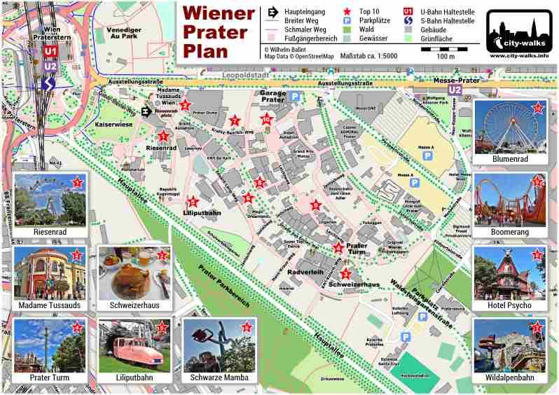 Wiener Prater Plan - PDF