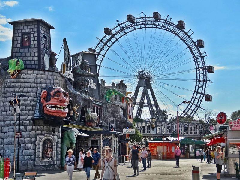 Prater Wien Top 10 Attraktionen 2019