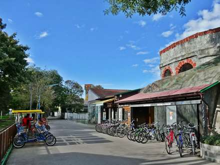 Bicycle Rental Prater