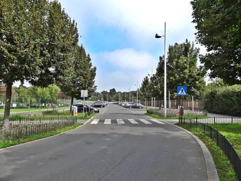 Parkplatz Seckendorf Gudent Weg