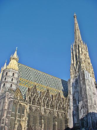 Stephansdom Vienna Landmark