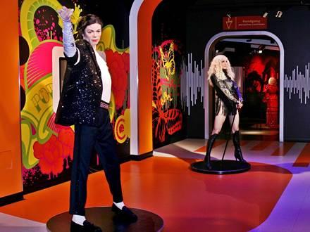 Wax Figures Madame Tussauds